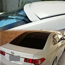 PAINTED #NH731P FOR ACURA TSX CU2 2009-2012 4DR REAR WINDOW ROOF SPOILER WINGS