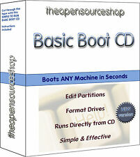 Base Boot Cd-un simple dos Boot Cd Para Mac Y Windows Oss