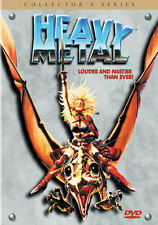 Heavy Metal [dvd/ws 1.85/dss/dd5.1/eng-both/sp-port-sub] (sony Pictures Home