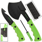 Zombie Killer Mean Green Field Dressing Hunting Outdoor Camping 3 pcs Kit