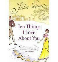 Ten Things I Love About You,GOOD Book