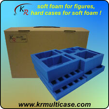 KR Case and Trays to hold GW Imperial Guard Chimera,Sentinels,HWT,troops (E-096)