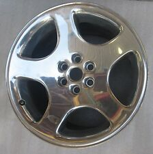 "1999 2000 2001 2002 Dodge Viper 18x13 18"" OEM Wheel Rim REAR FACTORY ORIGINAL"