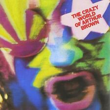 Arthur Brown - The Crazy World Of Arthur Brown 2CD Rem.