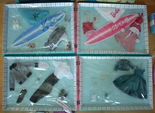 Set Of 4 Barbie & Ken In the Swim & Party Fashion~2011 Spring Break Convention