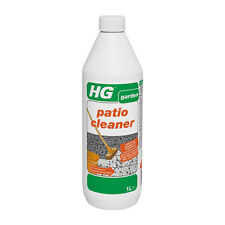 HG Garden Patio Cleaner 1 Litre