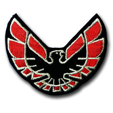 Firebird Patch Embroidered Iron on Badge Emblem applique Pontiac Trans Am Racing