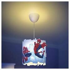 Kids Room Light Pendant Ceiling Lamp Children Night Lighting Amazing Spiderman