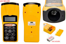 Ultrasonic Tape Measure Distance Meter & Laser Pointer Digital Tape Measure Feet