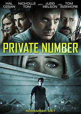 Private Number (DVD , 2015)  Judd Nelson  Tom Sizemore  NEW