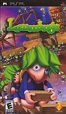 Lemmings (Sony PSP, 2006)