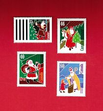1991    # 1339 to 1342 **  VFNH  - TIMBRES CANADA  STAMPS   CHRISTMAS ISSUE 950