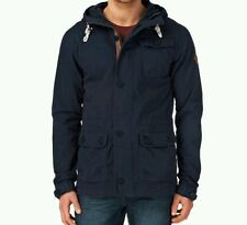 O'NEILL MEN'S COMFORT JACKET. NAVY BLUE. SIZE:LARGE BNWT