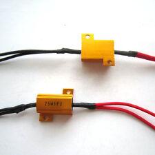 LED Indicator Load Resistor Relay Flasher for Honda CRF CBR VTR XR250 XR400 250