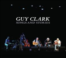 Guy Clark Songs and Stories live CD 23tx Verlon Thompson Shawn Camp Kenny Malone