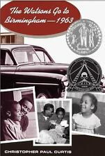 The Watsons Go to Birmingham - 1963 (Newbery Honor Book)-ExLibrary
