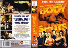 Body Shots, Sean Patrick Flanery Video Promo Sample Sleeve/Cover #14511