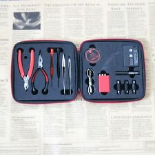 Coil Master v2 DIY V2 KIT TOOL SET Coil Jig ohm Meter Ceramic Tweezer for RDA