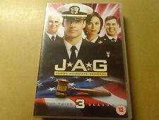6-DISC DVD BOX / JAG: SEASON 3