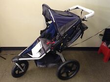 BOB Revolution SE Single Stroller - Navy (ST1021)