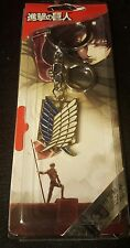 TV Tokyo Official Attack on Titan  Scouting Recon Corps Key Chain KeyChain Manga