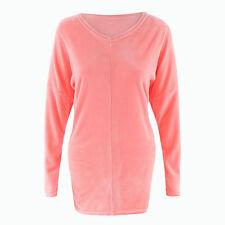 Women's Trendy Knitwear Casual Sweater Split Pullover Long Sweater Plus Size