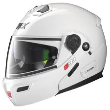 CASCO MODULARE GREX G9.1 EVOLVE KINETIC N-COM 24 - Metal White TAGLIA S