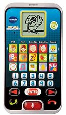 Vtech Call and Chat Smartphone for Baby Kids Toddler Educational Toys Music