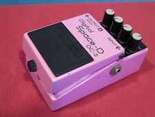 BOSS DC-3 Space-D Digital Chorus Guitar Effects Pedal MIJ Used Free Shipping