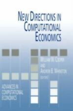 New Directions in Computational Economics (Advances in Computational E-ExLibrary