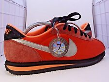 2008 Nike Cortez Basic Premium The King sz 9 TSS 7/10 ORANGE BLAZE SF GIANTS PRM