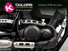 Vernice 2K Liquida Per Motore Nero Profondo Opaco 9005 1KG