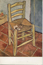 Arte antiguo mapa-Vincent van Gogh-The Yellow Chair
