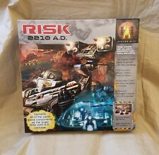 RISK 2210 A.D. Game Avalon Hill COMPLETE! Unpunched new