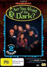 Are You Afraid of the Dark Season 2 NEW R4 DVD