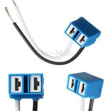DC12V H7 Ampoule Phare Lampe Douille Socket Connecteur Prise Outlet Base Voiture