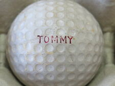 (1) TOMMY ARMOUR SIGNATURE LOGO GOLF BALL (CIR 1948)