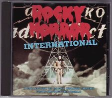Rocky Horror International - CD (ODE D80920 1990 Australia No barcode)