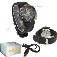 New 8GB Waterproof HD Wrist DV Watch Camera Digital Video Recorder DVR Camcorder