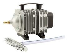 Ecoplus Commercial Air 5 Pump 80 Watt - aquarium hydroponics eco plus divider