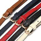 Cow Leather Bag Shoulder Strap Replacement DIY Cross Body Bags Adjustable Strap