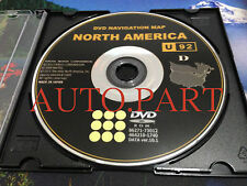 2010 2011 2012 Toyota Sequoia Tundra Navigation DVD Map Disc U92 CD USA & CANADA