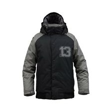 Burton Boys Repel Snowboard Jacket (M) True Black / Jet Pack
