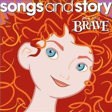 Songs and Story: Brave by Various Artists (CD, Jun-2012, Walt Disney)
