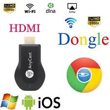 Andoer Anycast Display Dongle Receptor WiFi 1080P DLNA Miracast HDMI Puerto 1G52
