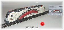 RailAd 1039 AC E-Lok Taurus BR 541 Albert Einstein Wechselstromversion#NEU