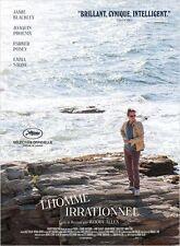 Affiche 120x160cm L'HOMME IRRATIONNEL 2015 Woody Allen, Joaquin Phoenix