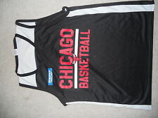 Chicago Bulls NBA Basketball Jersey SGA Practice Style Black Large Classic Style