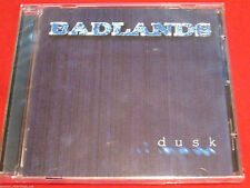 BADLANDS - DUSK - SEALED CD / RAY GILLAN / JAKE E. LEE - Z RECORDS