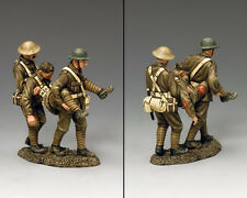 KING AND COUNTRY WW1 Hold On Son, We're Almost There! FW163